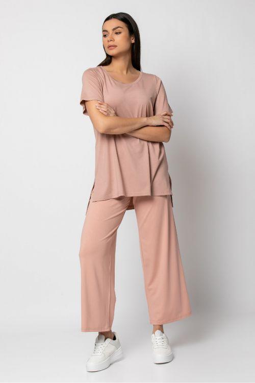Σετ παντελόνι με t-shirt-ΣΟΜΟΝ