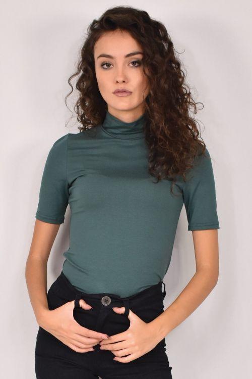T-shirt ζιβάγκο-ΚΥΠΑΡΙΣΣΙ