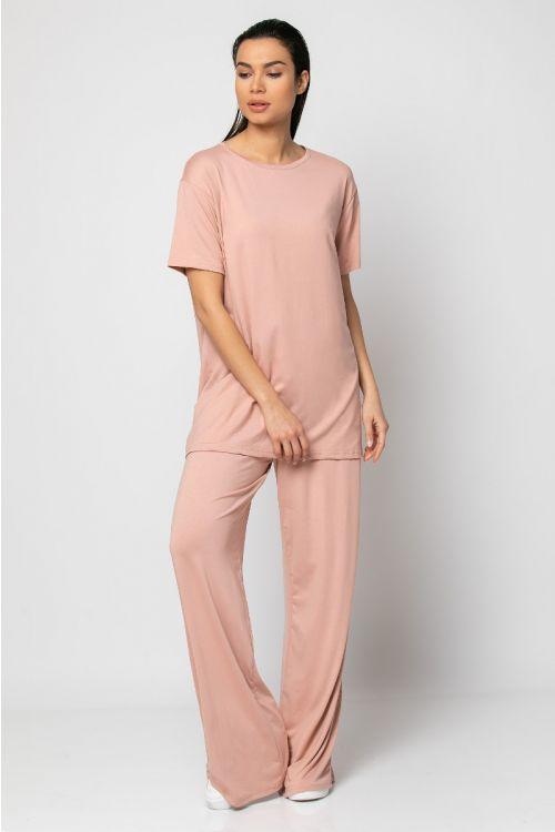 Σετ t-shirt με παντελόνι-ΣΟΜΟΝ