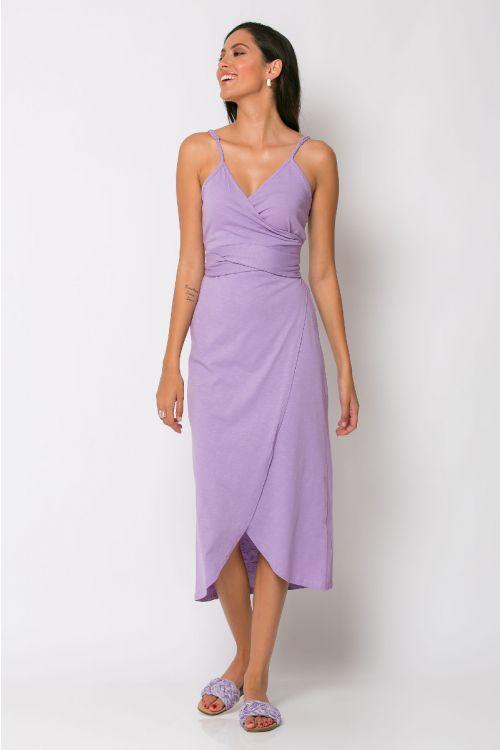 Φόρεμα κρουαζέ milan-ΛΙΛΑ