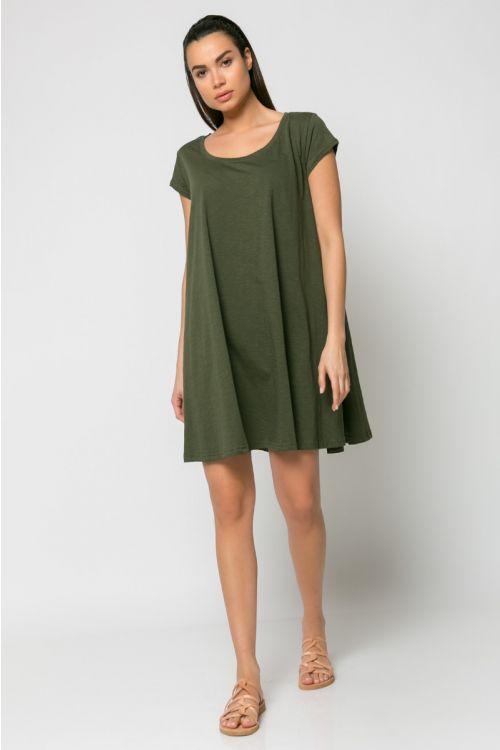 Φόρεμα kloss-ΧΑΚΙ