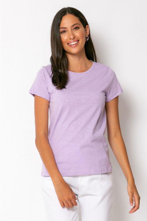 Basic t-shirt trieste-ΛΙΛΑ